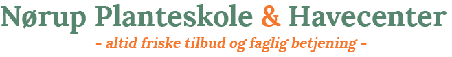Nørup Planteskole & Havecenter ApS' logo